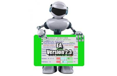 Nouvelle version de l'EA 2.3