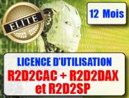 Licence ELITE<br />12 mois PACKAGE