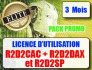 Licence ELITE<br />3 mois PACKAGE